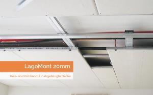 LagoMont 12,5mm Decke neu